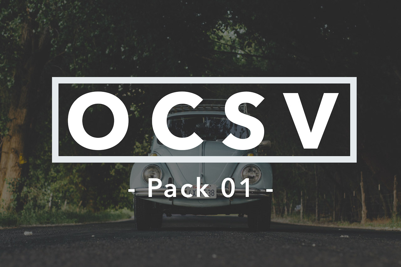 Free VSCO Inspired ACR Presets – OCSV Pack 01